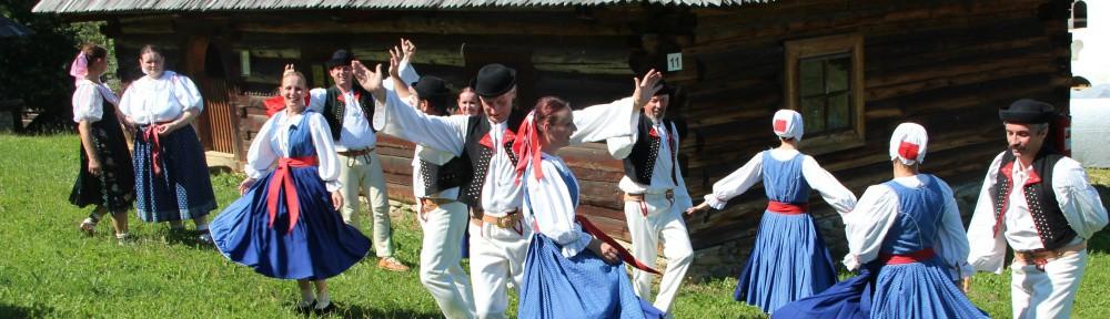 Folklórni nadšenci Oprášené krpce Žilina